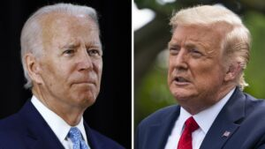 Trump hoping to get backing of police unions as law enforcement concerns mount over Biden