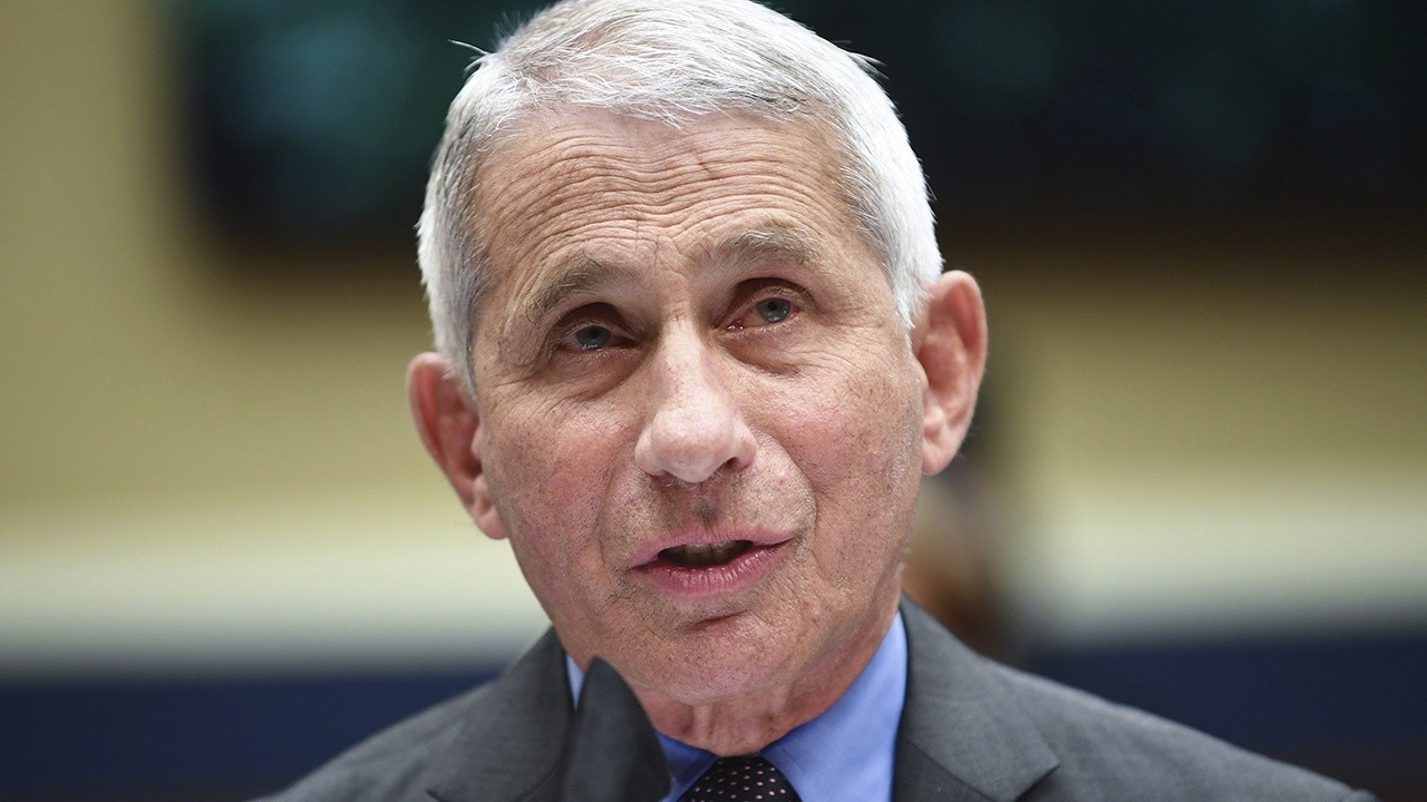 Fauci says White House attempts to discredit him 'bizarre'
