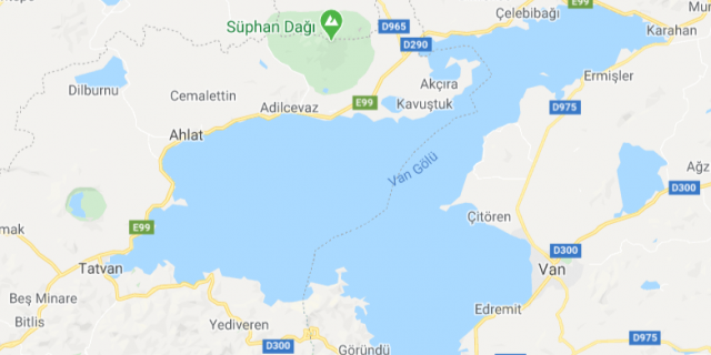 "Up to 60 migrants may have been trapped in a boat that sank in an eastern lake last week, <a data-cke-saved-href=""https://www.foxnews.com/category/world/world-regions/turkey"" href=""https://www.foxnews.com/category/world/world-regions/turkey"">Turkey's</a> interior minister said Wednesday."