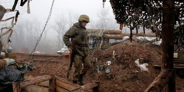Full cease-fire in eastern Ukraine begins after 6-year conflict with pro-Russian separatists