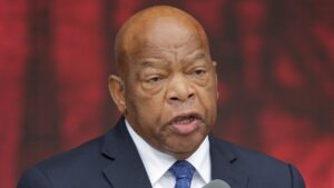 Rep. John Lewis 'resting comfortably at home,' chief of staff says, after rumors of his death circulated