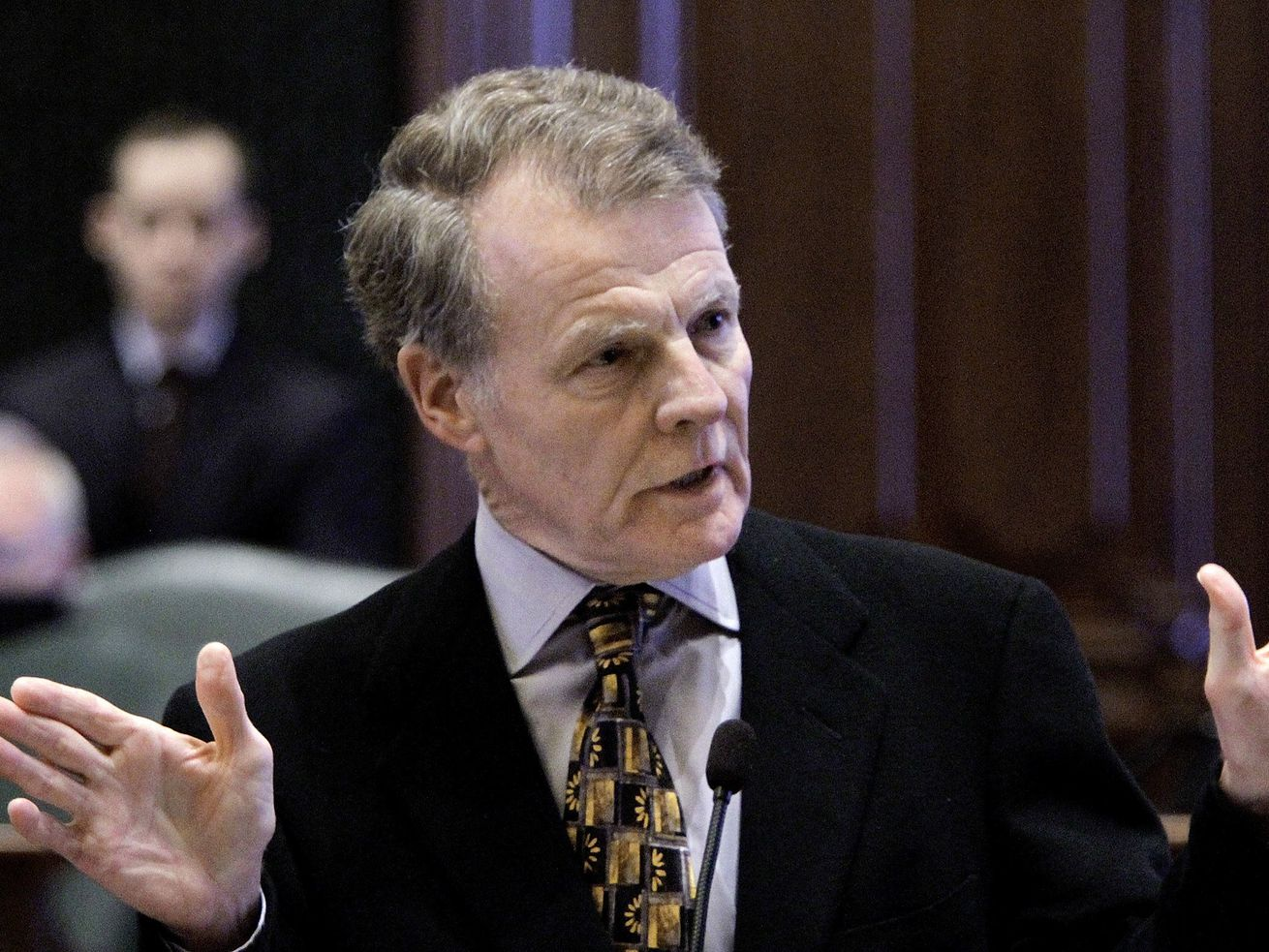 Looks like U.S. attorney has Madigan in his sights