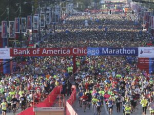 Chicago marathon canceled because of the coronavirus