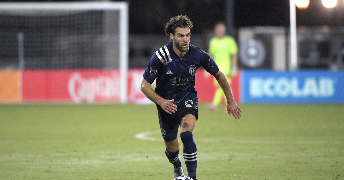 MLS Is Back tournament: Late goal gives Sporting KC win over Colorado Rapids