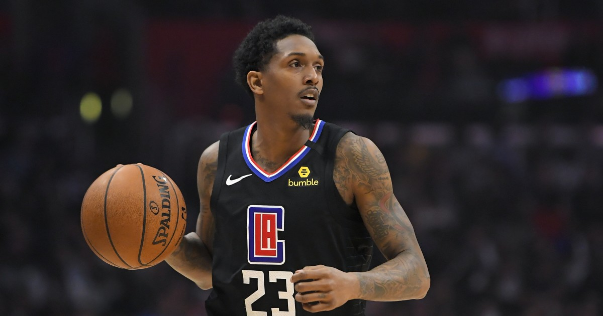 Lou Williams is expected to play when NBA restarts, Clippers coach Doc Rivers says