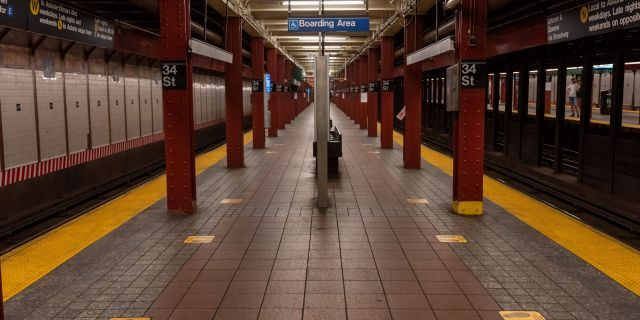 NYC Transit president admits system pays people who don't work: 'It's crazy'