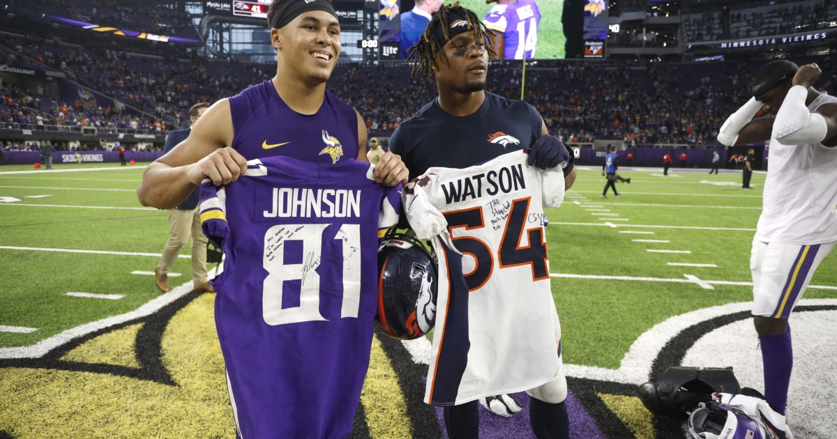 Jersey swaps between players banned as part of NFL's coronavirus protocols
