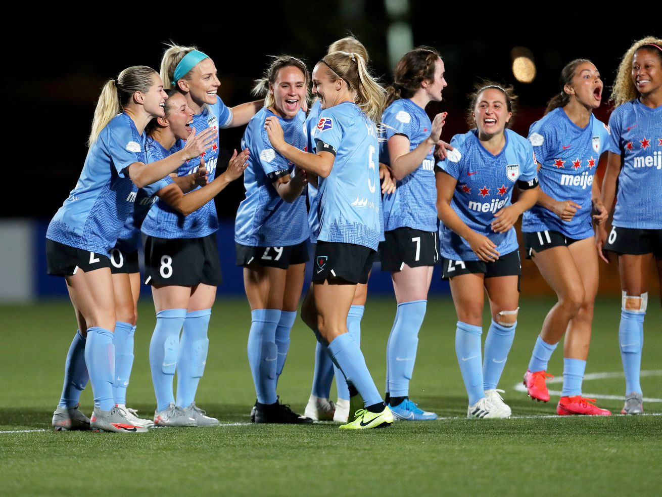 Red Stars have momentum, but they need some more offense
