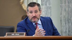 American Airlines 'reviewing' matter after Dem operative tweets pic of Ted Cruz flying without mask