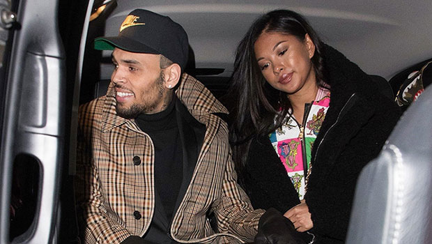 Chris Brown's Son Aeko, 8 Mos., Can't Stop Smiling In Ammika Harris' Cute New Video
