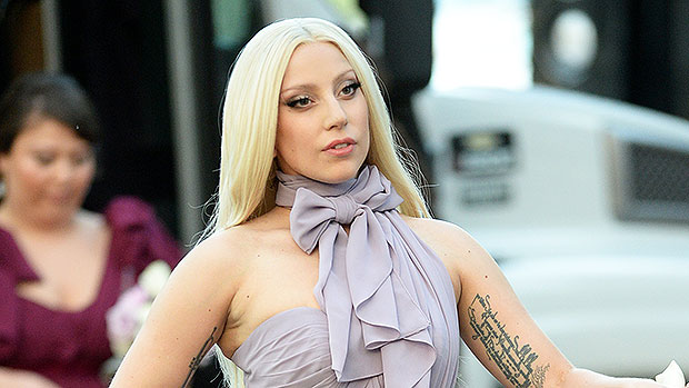 Lady Gaga Stuns In Makeup-Free Selfie As She Reveals She's 'Grateful' For 9 VMA Noms