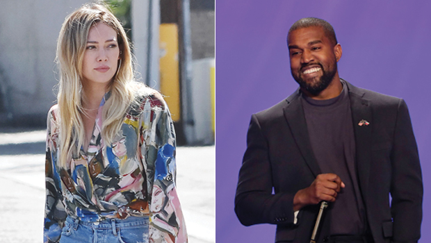 Hilary Duff Appears To Troll Kanye West After He Announces 2020 Presidential Bid — See Message