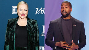 Meghan McCain Throws Shade At Kanye West's 2020 Run: He's 'Unhinged & Erratic'