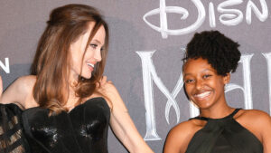 Angelina Jolie Says Zahara, 15, Is An 'Extraordinary African Woman': 'I've Learned So Much From Her'