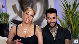 'Marriage Boot Camp' Recap: Hazel-E & Devon Diss Each Other During Brutal Rap Battle