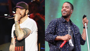 Kid Cudi & Eminem Call Out 'Dirty' Cops In New Collab 'The Adventures of Moon Man and Slim Shady'