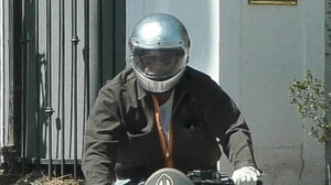 Brad Pitt Zooms Away On Motorcycle From Ex Angelina Jolie's House 3 Days Before Twins' 12th Birthdays