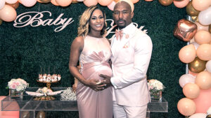 'Love & Marriage: Huntsville' Sneak Peek: Melody Bans LaTisha From Lavish Baby Shower