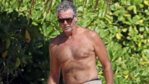 Pierce Brosnan, 67, Shows Off His Shirtless Body As He Hits The Beach In Hawaii — Pics