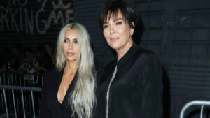Kris Jenner, 64, Steals Daughter Kim Kardashian's Burberry Jumpsuit & Looks Absolutely Fabulous