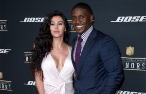 Reggie Bush Cozies Up To Kim Kardashian Look-Alike Wife Lilit On Their 6th Wedding Anniversary