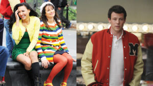 Lea Michele Mourns Cory Monteith & Naya Rivera With Sweet Throwback Photos After Her Body's Found