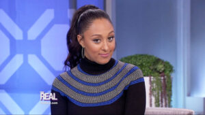 Tamera Mowry Leaving 'The Real' After 7 Years On Talk Show: 'All Good Things Must Come To An End'