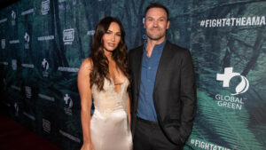 Megan Fox: How She Feels About Ex Brian Austin Green Holding, Dating & PDAing With Model Tina Louise