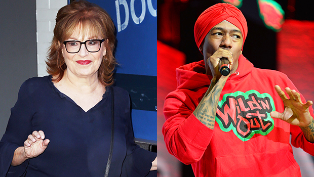 Joy Behar Calls Nick Cannon 'Evil' For Anti-Semitic Remarks & 'The View' Hosts Agree They're 'Unacceptable'