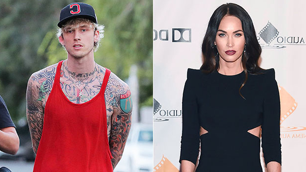 Machine Gun Kelly Gushes Over Megan Fox's 'Beautiful Feet' Amid Foot Fetish Confession — Watch