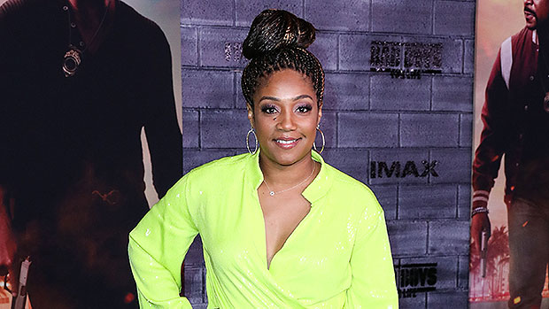 Tiffany Haddish Hair Makeover: She Proudly Shows Off Glamorous Bald Head — Before & After Pics