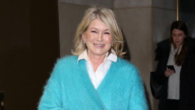 Martha Stewart, 78, Pouts Her Lips Like Kylie Jenner In Glamorous New Pool Pic