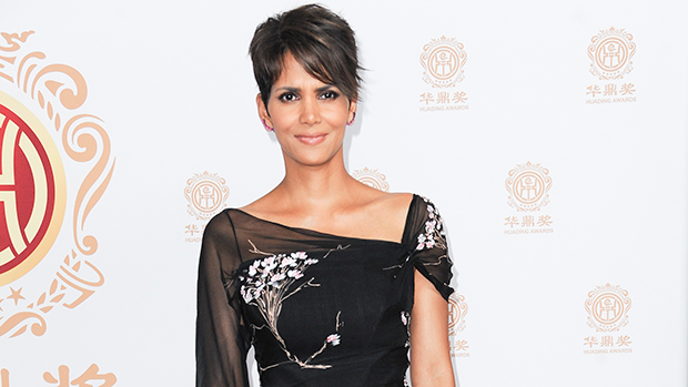 Halle Berry, 53, Jumps For Joy In A Sexy Backless Swimsuit & 5 More Of Her Hottest Instagram Pics