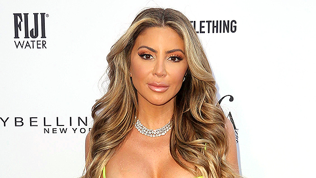 Larsa Pippen, 45, Shows Off Her Full Body Workout In A Curve-Hugging Green Outfit: Watch