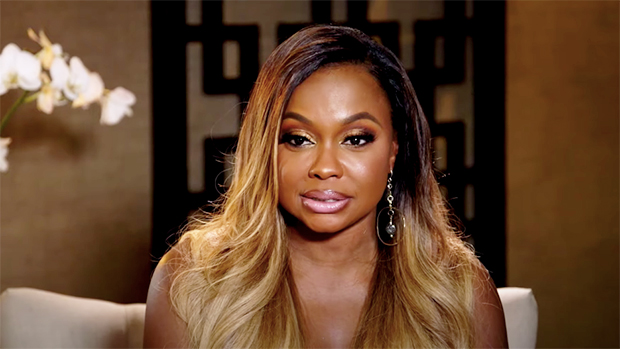 Phaedra Parks Reveals Why She REALLY Wasn't Intimate With Medina Before 'Marriage Boot Camp'