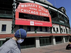 Would you feel safe going to a Cubs or Sox game this season? Here's what Chicagoans say.
