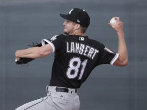 Right-hander Jimmy Lambert impresses in White Sox intrasquad