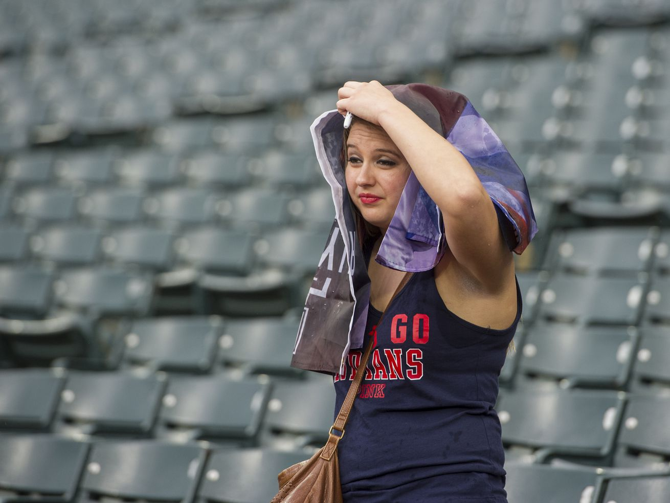White Sox and Indians are rained out