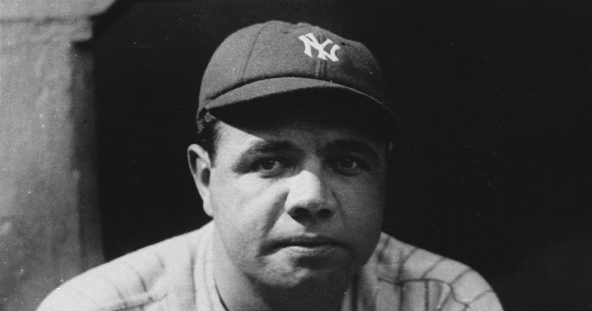 This day in sports: Babe Ruth shines in baseball's first All-Star game