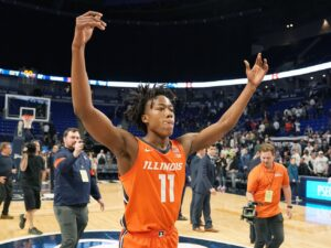 Illinois has all it needs for a banner season — except for the one thing it can't control