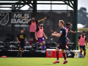 Robert Beric eager to play in front of Fire fans… when that's possible