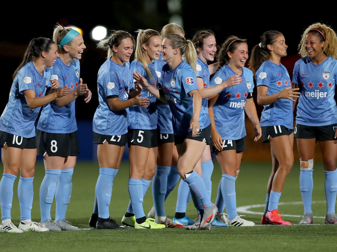 Building on success: Things are looking up for the NWSL and the Challenge Cup runner-up Red Stars