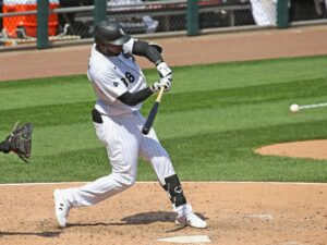 White Sox' Luis Robert looks to be starting something special