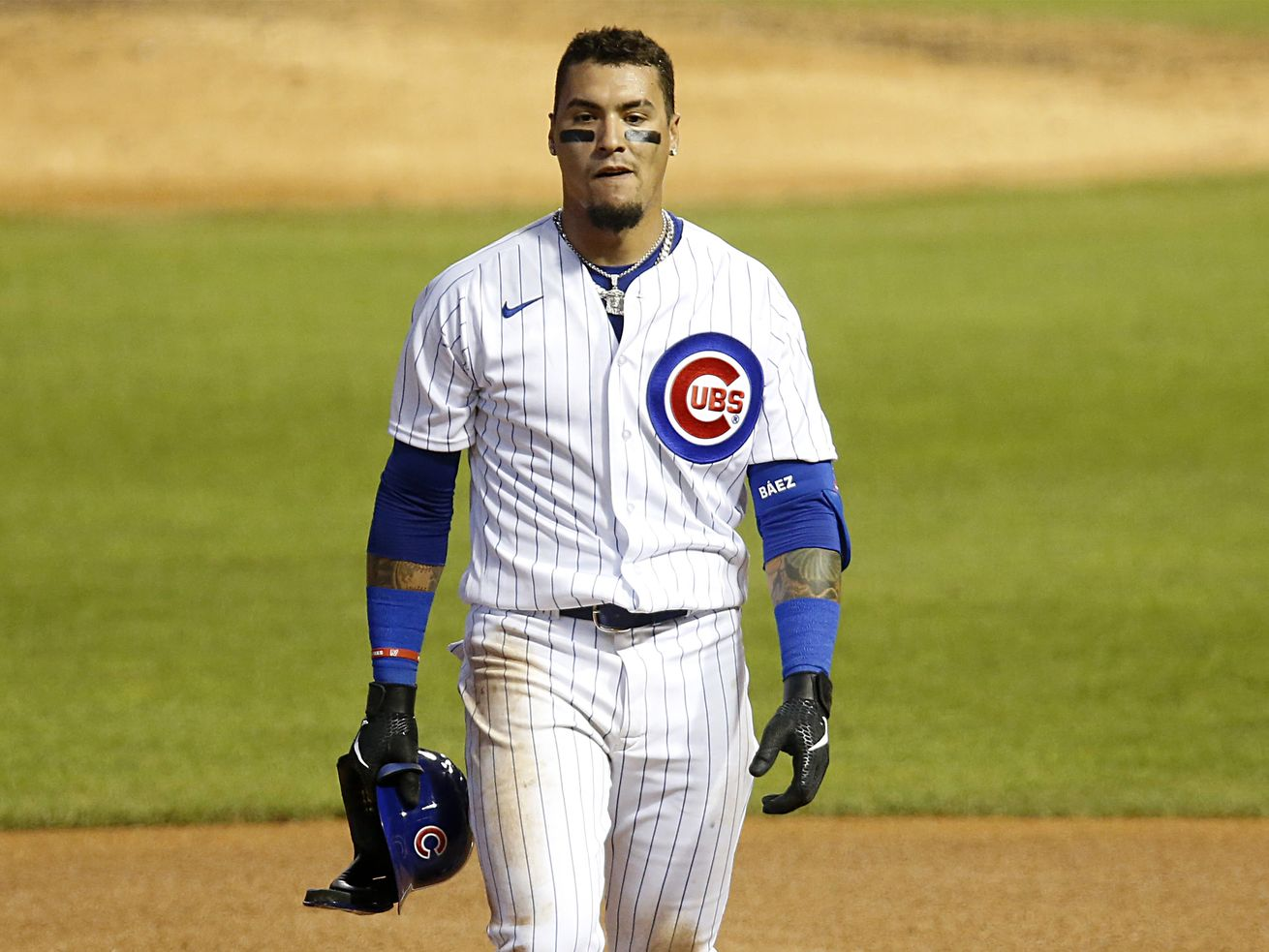 The Cubs' 14-7 record is so fine, it's almost like they're not hitting .229