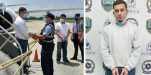 ICE removes Honduran man wanted in home country for murder