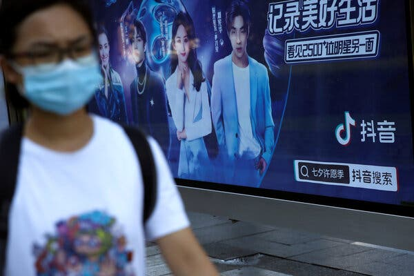 TikTok Deal Faces Complications as U.S. and China Ratchet Up Tit-for-Tat
