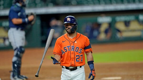 Even in a Pandemic, Everyone Still Hates the Astros