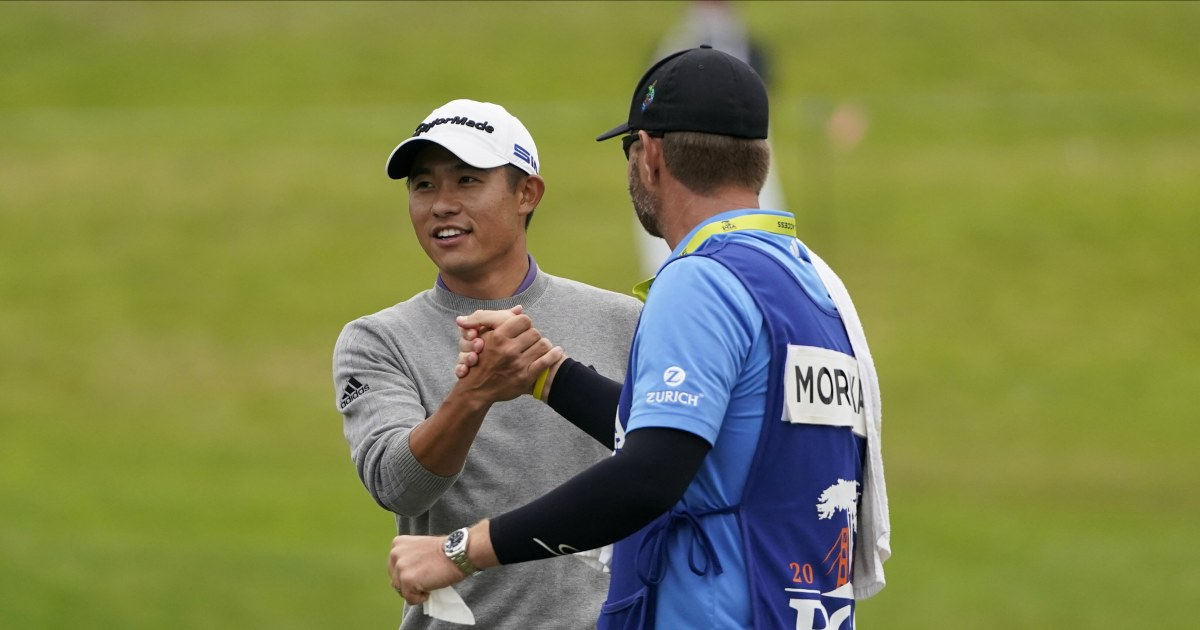 Collin Morikawa stands out in crowded field to win PGA Championship