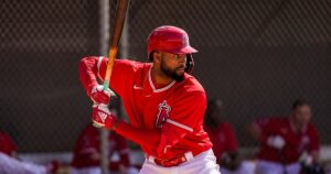 Highly touted prospect Jo Adell expected to join Angels on road trip