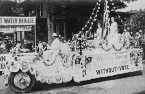 The Women Who Fought Against the Vote